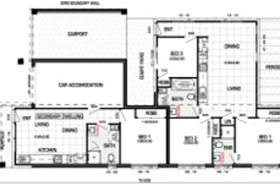 Floorplan of Homely semiDetached listing, Address available on request