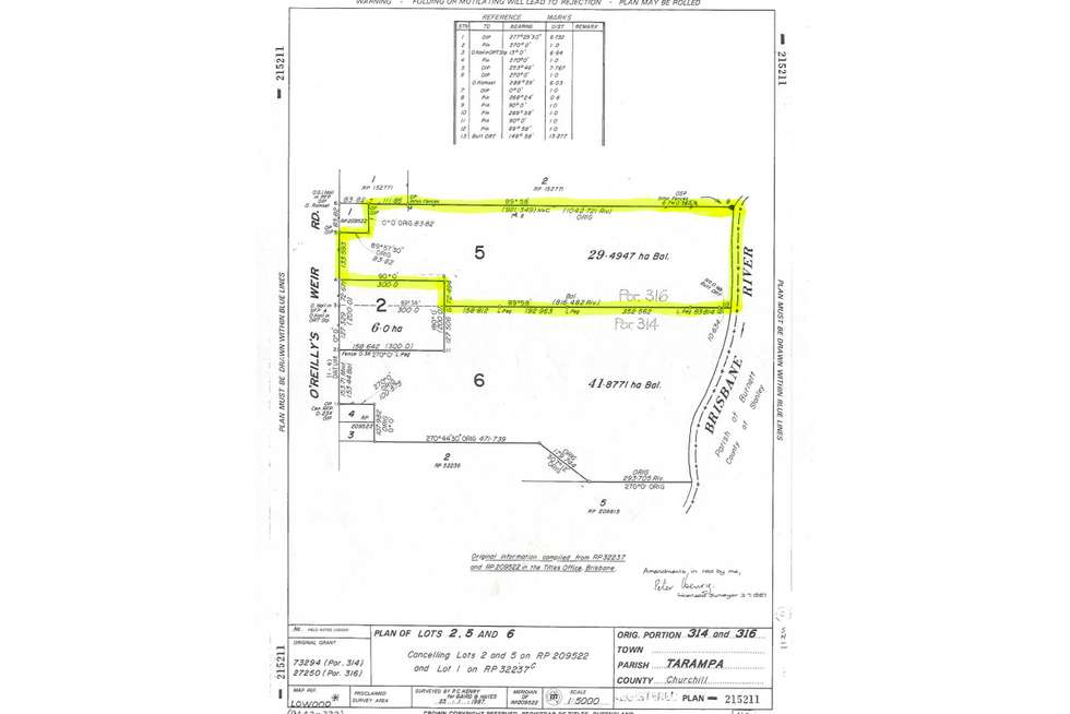 Floorplan of Homely mixedFarming listing, Address available on request