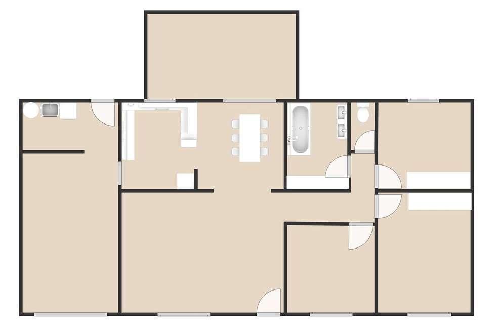 Floorplan of Homely house listing, 27 Jacaranda Crescent, Annandale QLD 4814