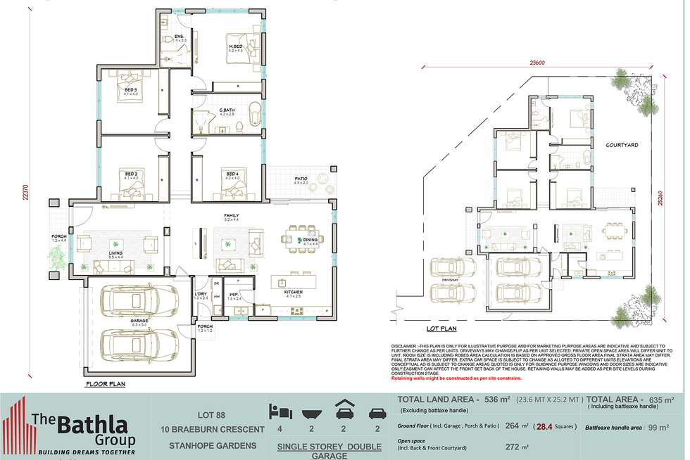 Floorplan of Homely house listing, 10 Braeburn Crescent, Stanhope Gardens NSW 2768