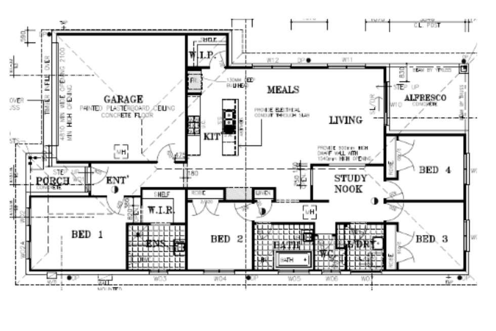 Floorplan of Homely house listing, 6 Orb Street, Yarrabilba QLD 4207