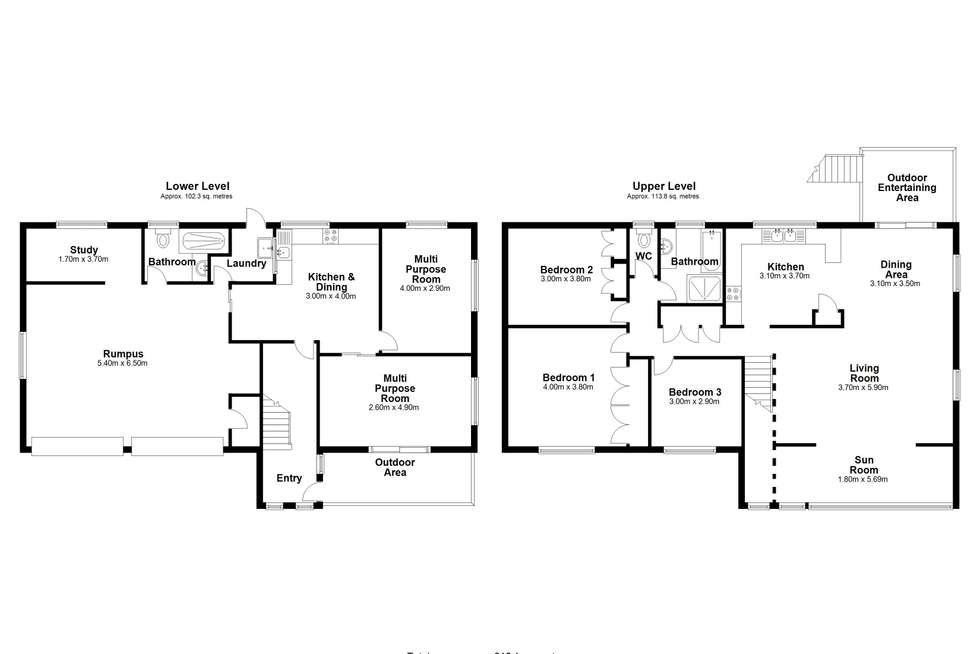Floorplan of Homely house listing, 93 Highgate Street, Coopers Plains QLD 4108