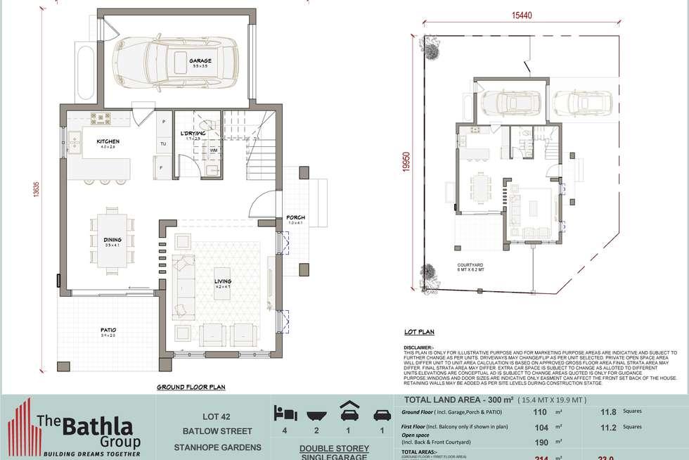 Floorplan of Homely house listing, 30 Batlow Street, Stanhope Gardens NSW 2768