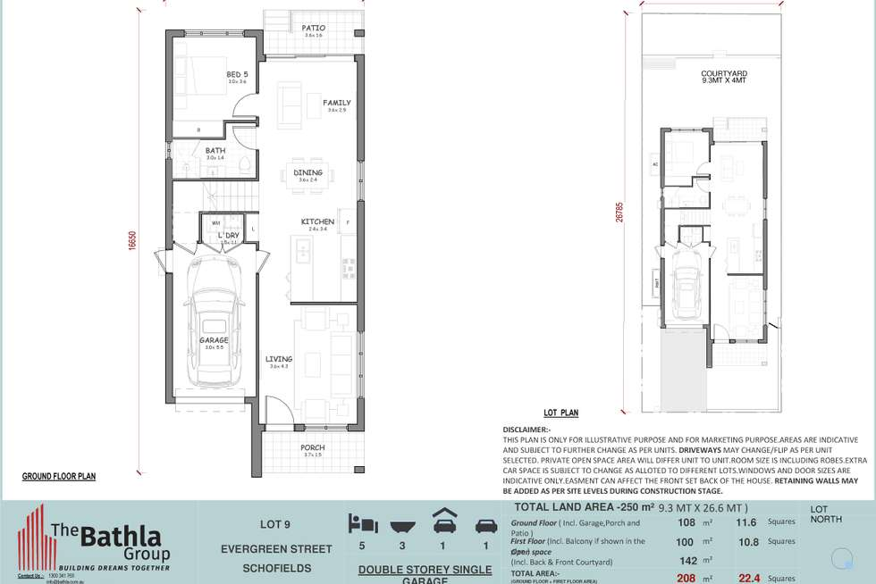 Floorplan of Homely house listing, 50 Evergreen Street, Schofields NSW 2762