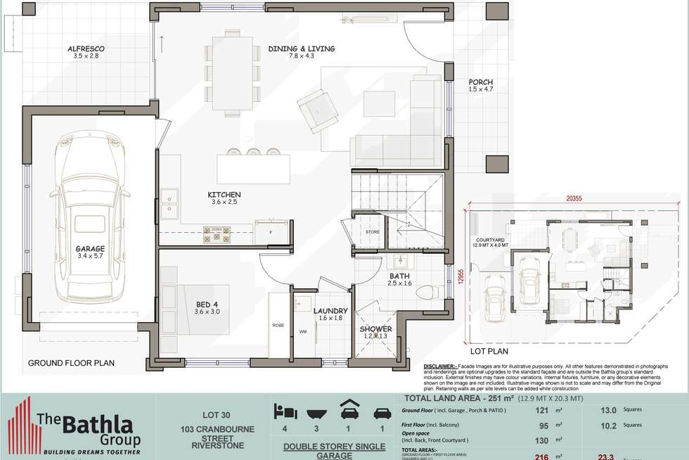 Floorplan of Homely house listing, 31 Persea Avenue, Riverstone NSW 2765
