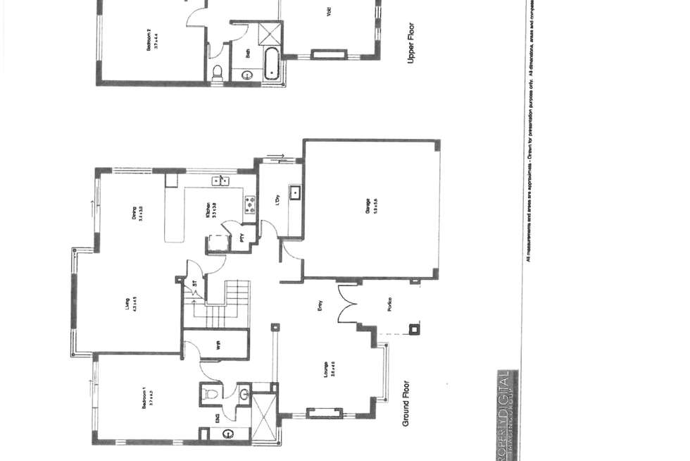 Floorplan of Homely house listing, 3 Kanowna Avenue West, Ascot WA 6104