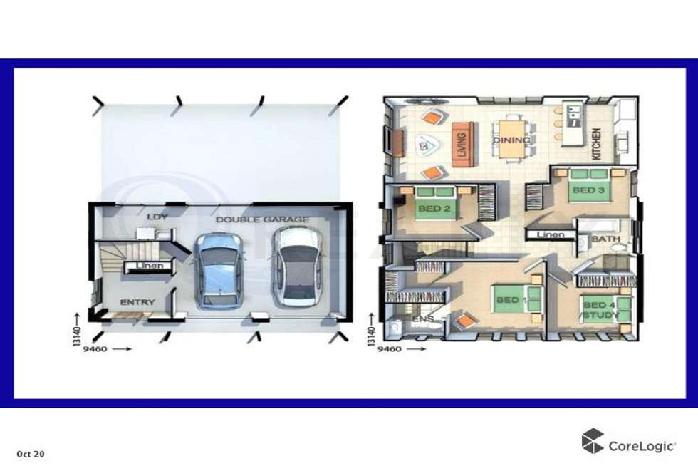 Floorplan of Homely house listing, 41 Conway Street, Riverview QLD 4303