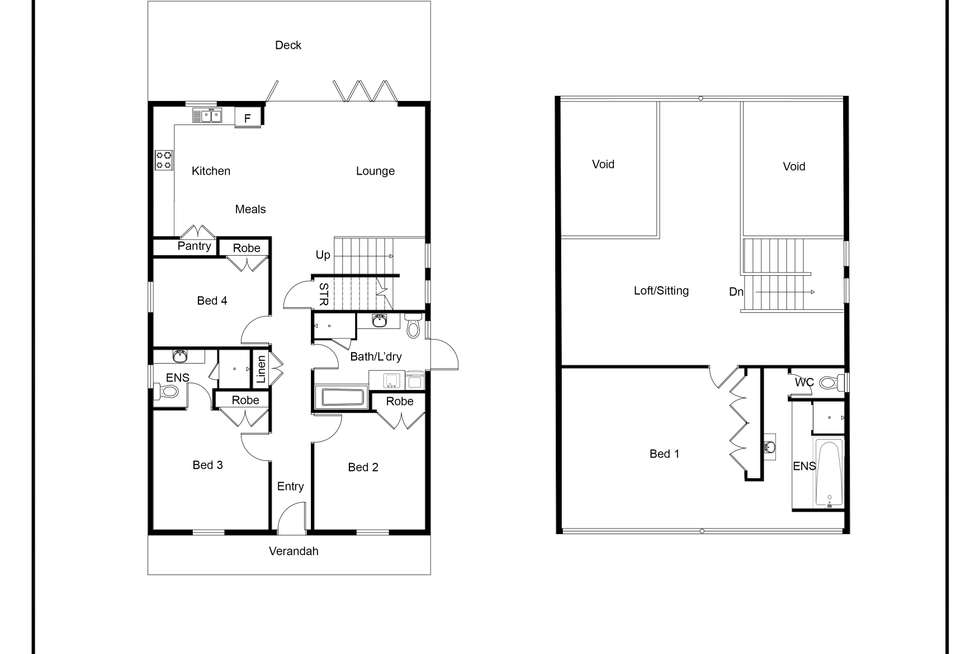 Floorplan of Homely house listing, 49 Central Avenue, Beaconsfield WA 6162