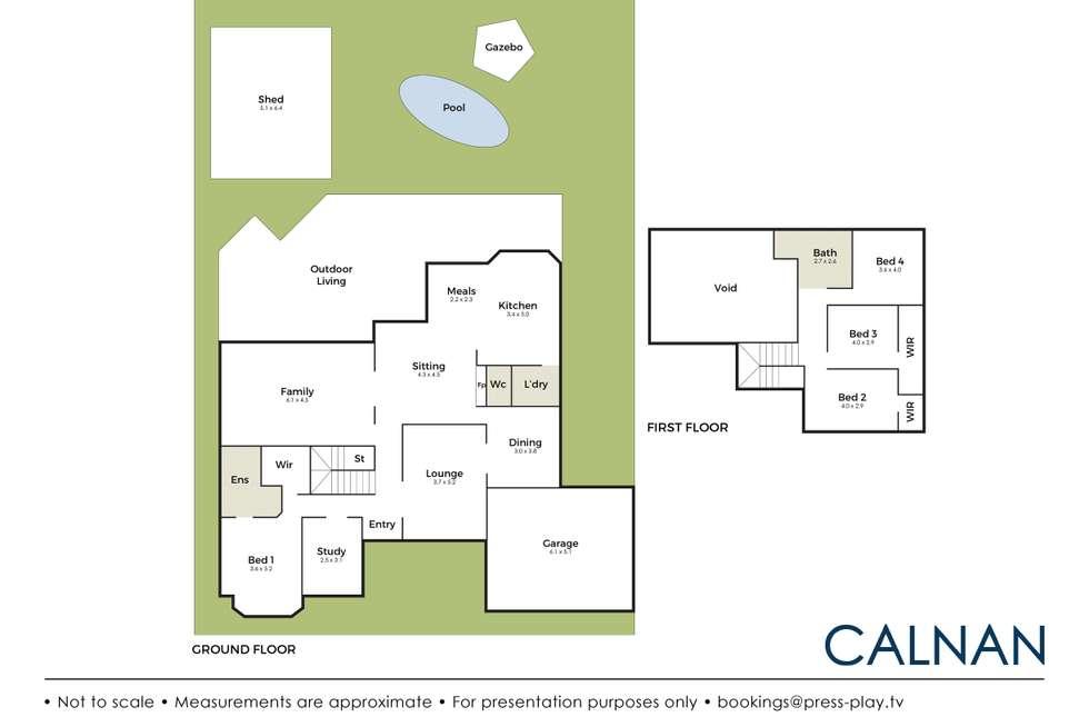 Floorplan of Homely house listing, 71 Johanson Promenade, Murdoch WA 6150