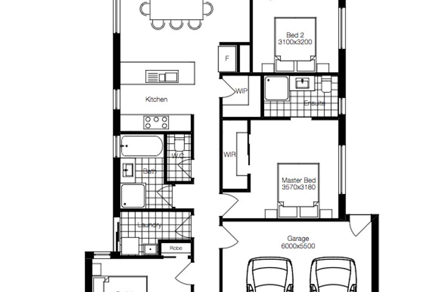 Floorplan of Homely residentialLand listing, Address available on request