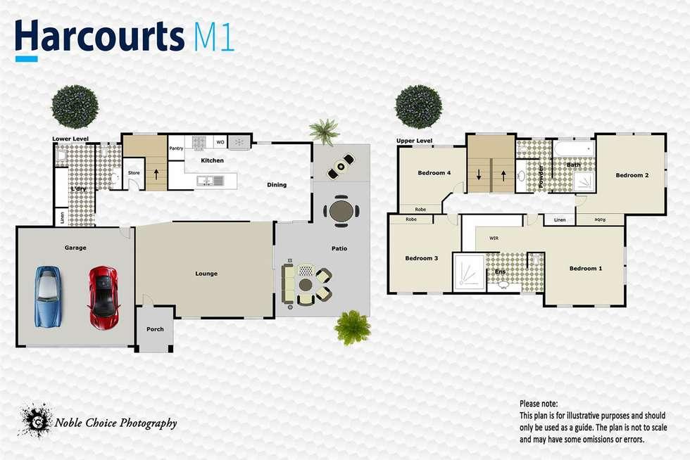 Floorplan of Homely house listing, 6 Hindsdale Court, Bannockburn QLD 4207