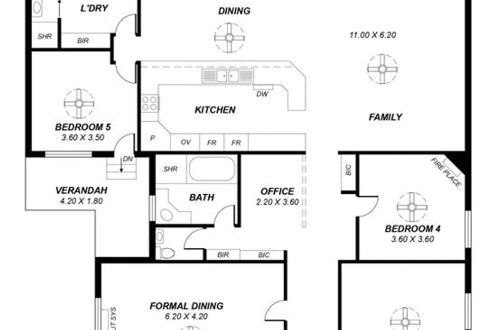 Floorplan of Homely house listing, 150 Second Avenue, Royston Park SA 5070