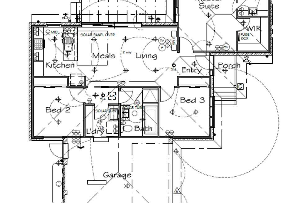 Floorplan of Homely unit listing, 3/13 John Street, Langwarrin VIC 3910