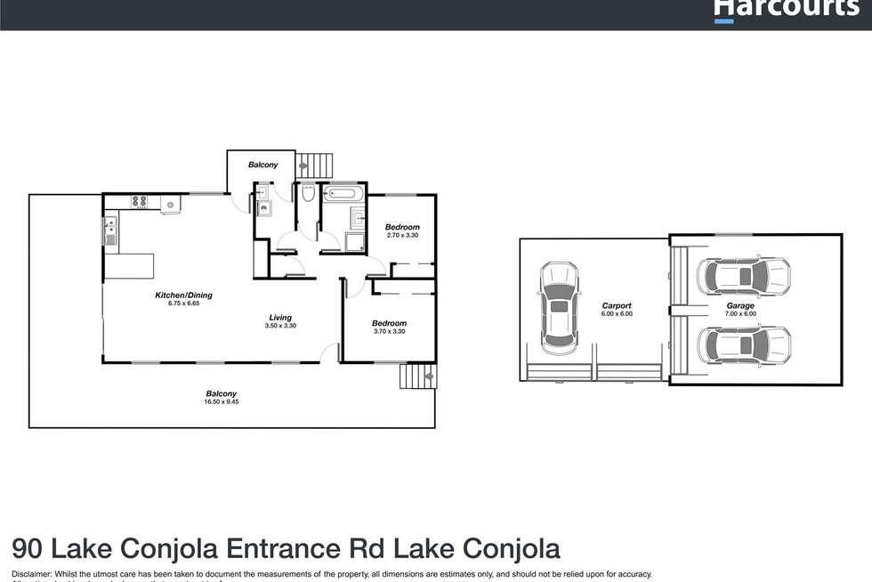 Floorplan of Homely house listing, 90 Lake Conjola Entrance Road, Lake Conjola NSW 2539