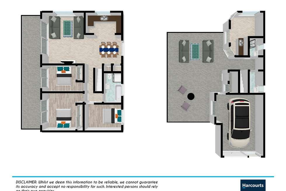 Floorplan of Homely house listing, 32 Catherine Crescent, Blaxland NSW 2774
