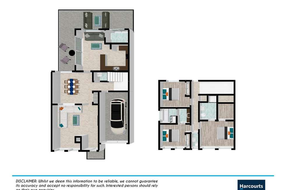 Floorplan of Homely house listing, 22 Sperring Avenue, Oakhurst NSW 2761