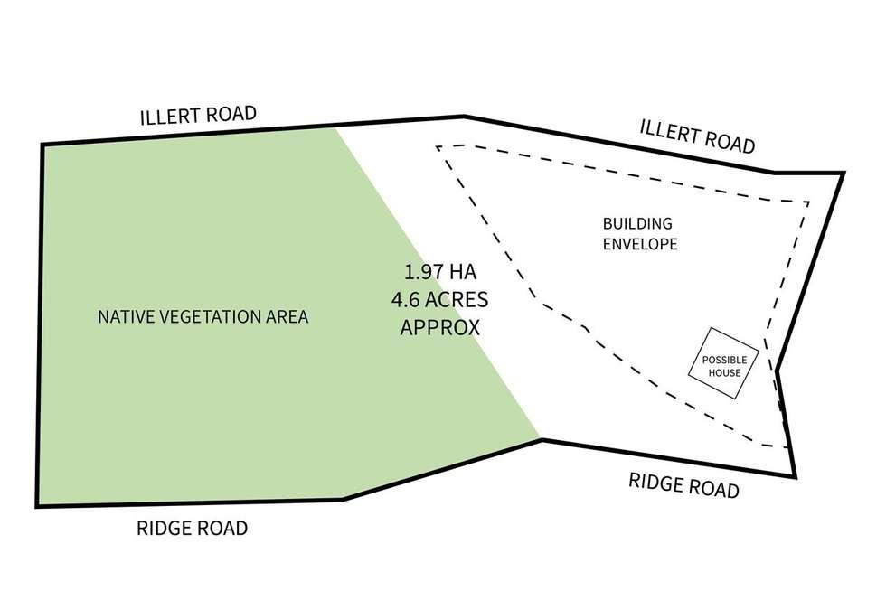 Floorplan of Homely residentialLand listing, Lot 220 Ridge Road, Mylor SA 5153