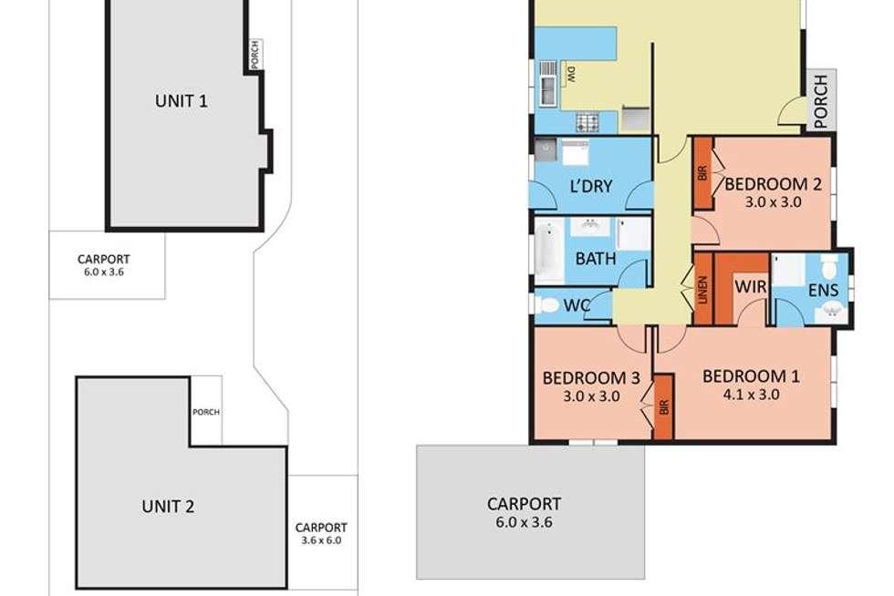 Floorplan of Homely house listing, 35 Phillip Island Road, Surf Beach VIC 3922