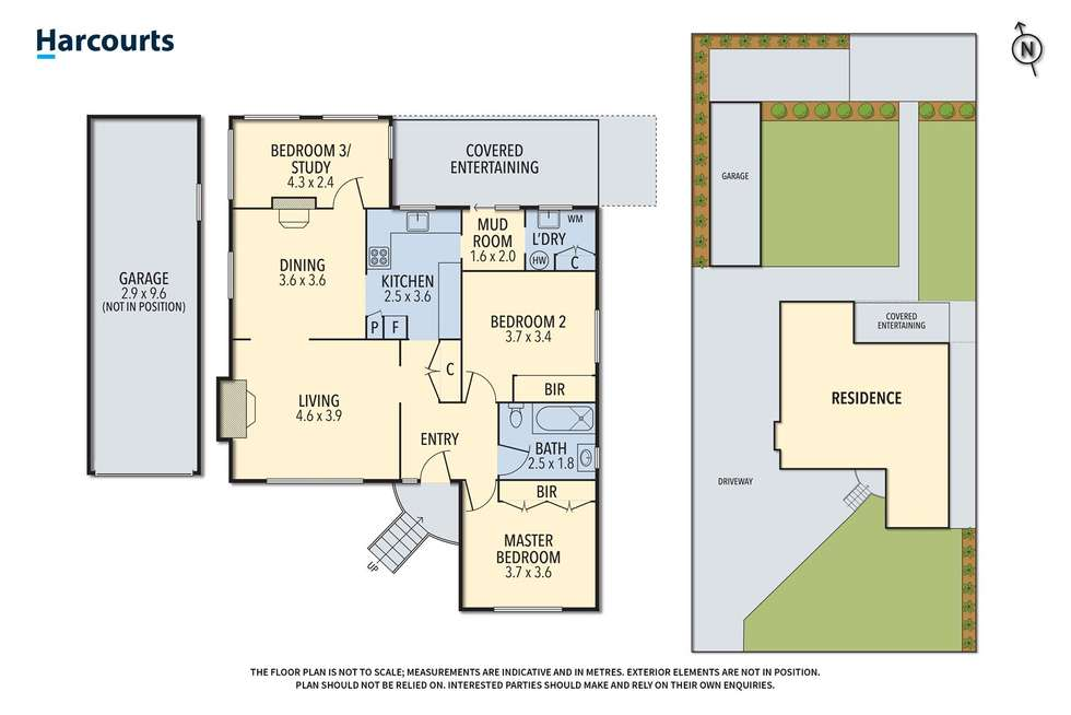 Floorplan of Homely house listing, 255 Vermont Road, Mowbray TAS 7248