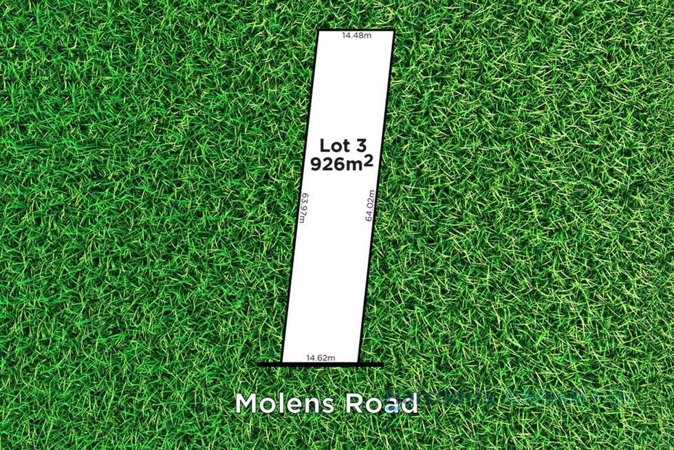 Floorplan of Homely residentialLand listing, 5A Molens Road, Hahndorf SA 5245