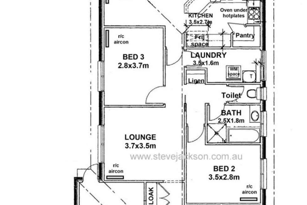 Floorplan of Homely house listing, 5A Inverell Avenue, Sturt SA 5047