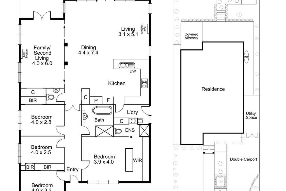 Floorplan of Homely house listing, 14 Helston Street, Balwyn North VIC 3104