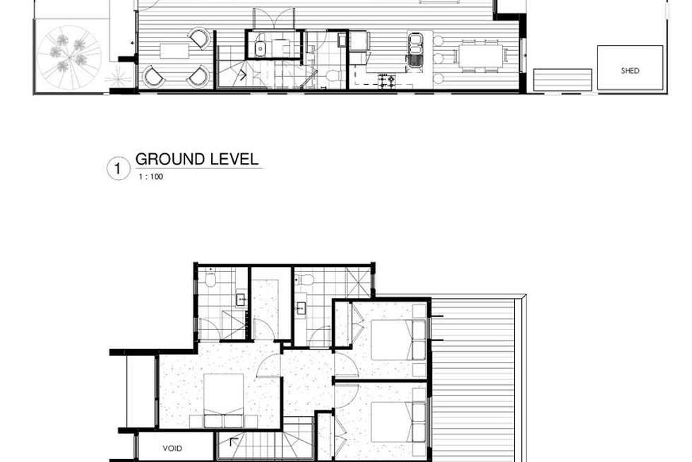 Floorplan of Homely townhouse listing, 3/1 Maurice Street, Dandenong VIC 3175