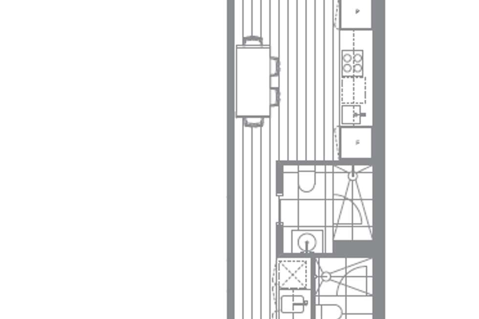 Floorplan of Homely apartment listing, 504/649 Chapel Street, South Yarra VIC 3141