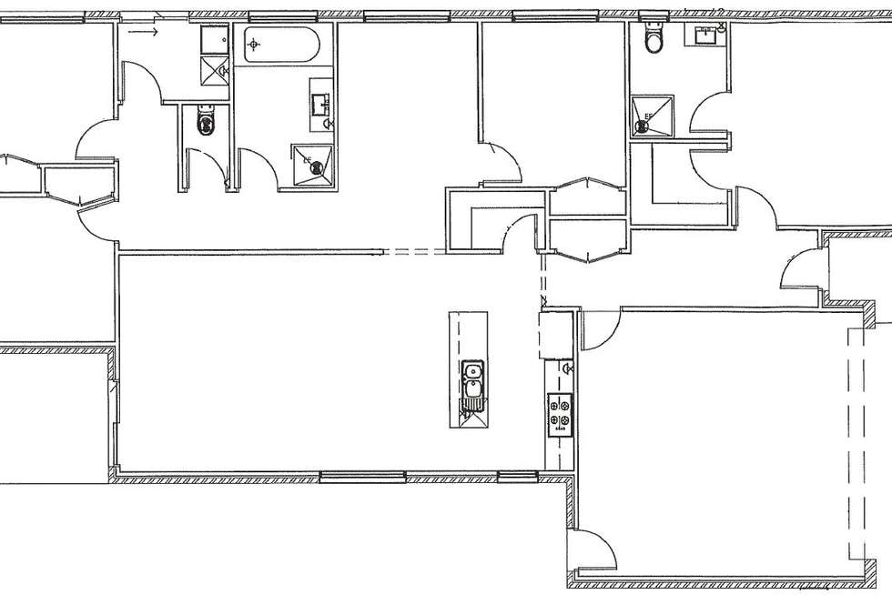 Floorplan of Homely house listing, 17 Winjeel Avenue, Point Cook VIC 3030
