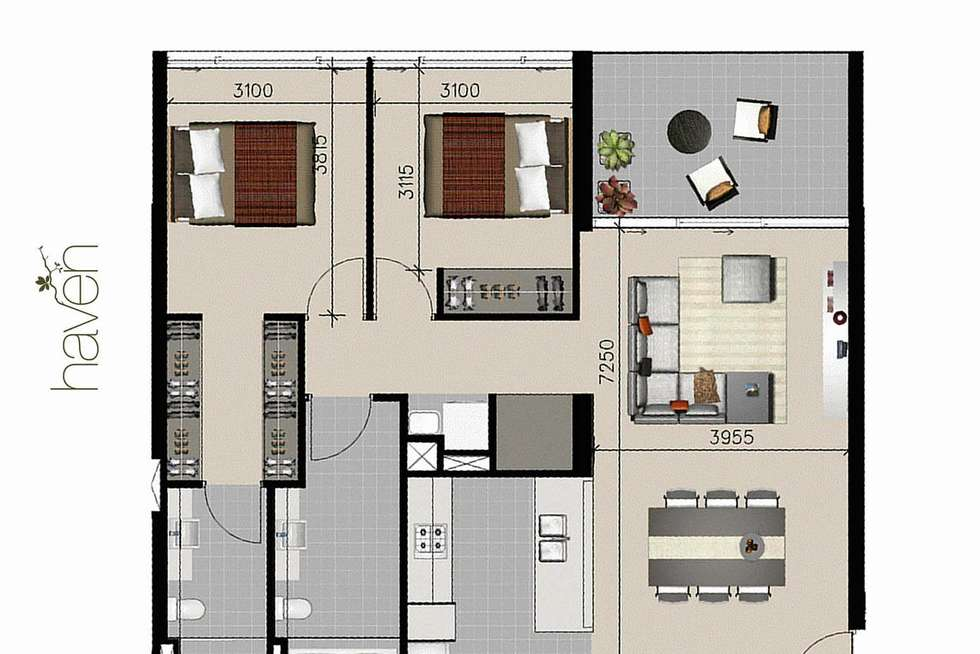 Floorplan of Homely apartment listing, 39/1 Newhaven Place, St Ives NSW 2075