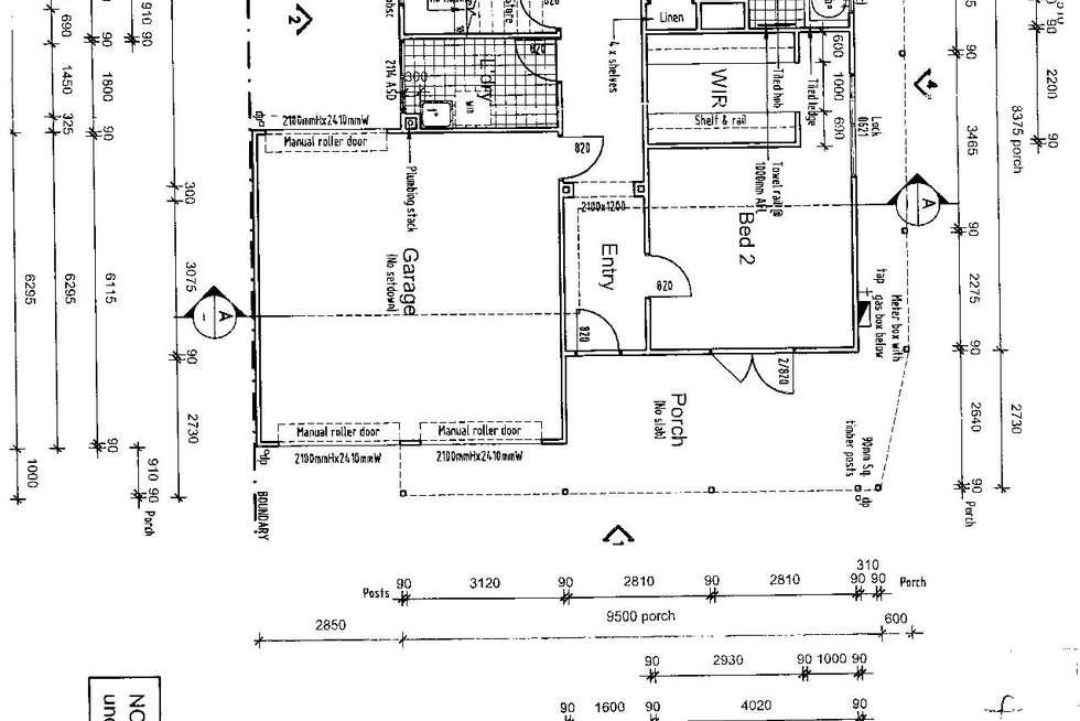 Floorplan of Homely house listing, 2 Holly Street, Christies Beach SA 5165