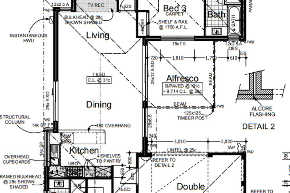 Floorplan of Homely house listing, 2/10 Hillcrest Road, Kewdale WA 6105