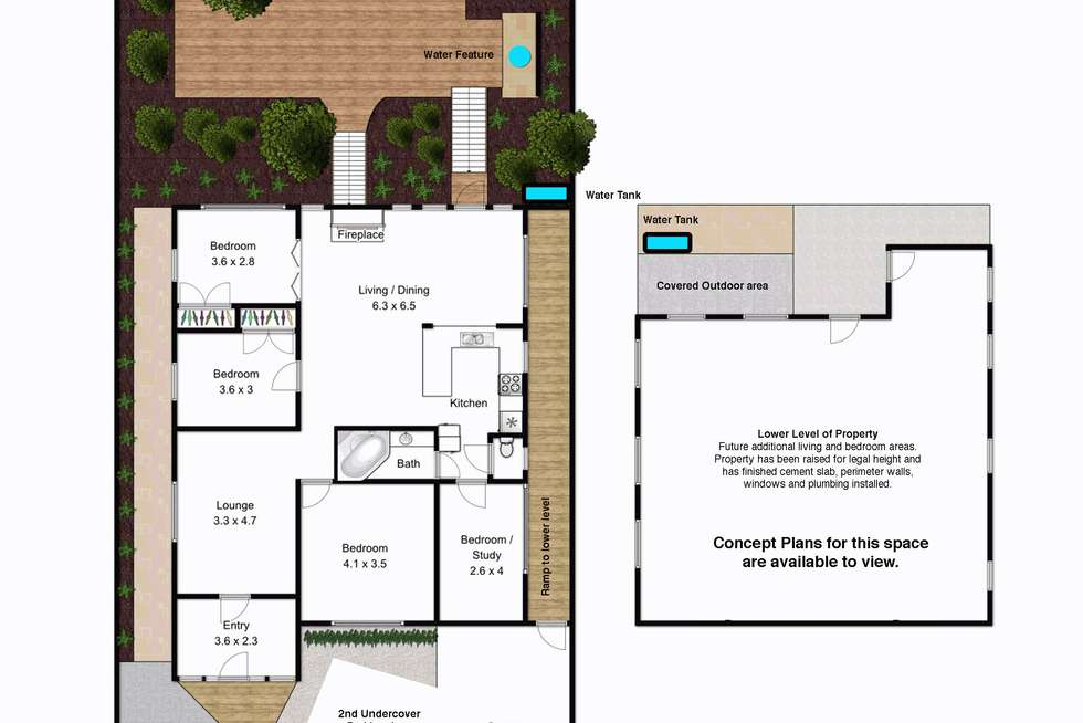 Floorplan of Homely house listing, 142 Wilston Road, Newmarket QLD 4051