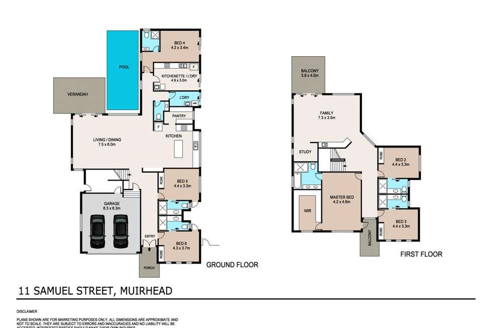 Floorplan of Homely house listing, 11 Samuel Street, Muirhead NT 810
