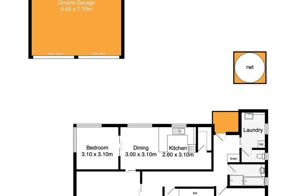 Floorplan of Homely house listing, 16 Churchill Road, Victor Harbor SA 5211