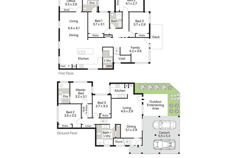 Floorplan of Homely house listing, 42 Renton Street, Camp Hill QLD 4152