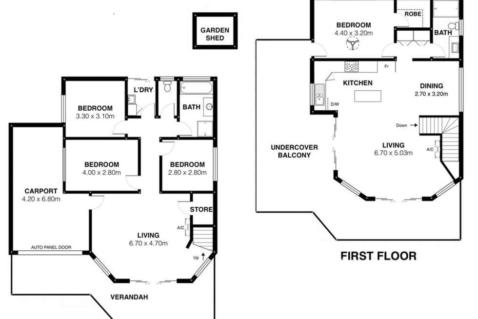 Floorplan of Homely house listing, 7A Tabernacle Road, Encounter Bay SA 5211