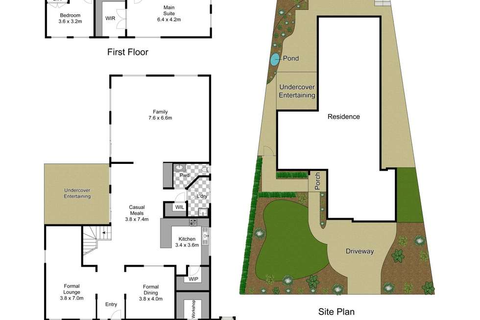 Floorplan of Homely house listing, 27 Golden Grove, Beacon Hill NSW 2100