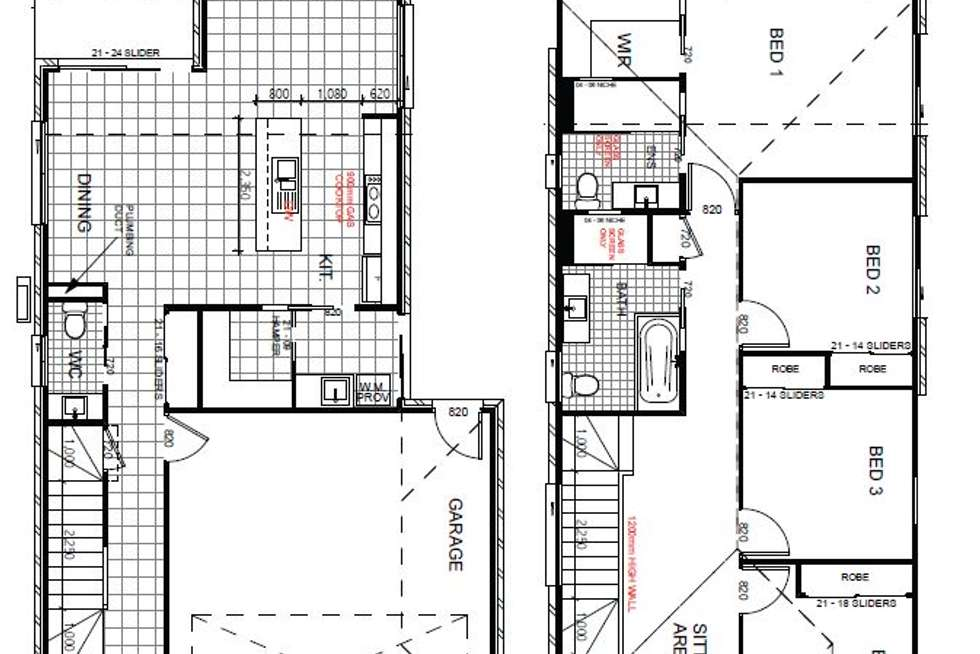 Floorplan of Homely house listing, Lot 276 Brandywine Street, Griffin QLD 4503