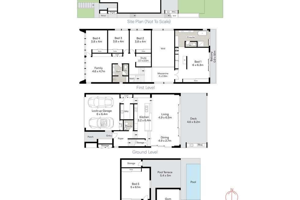 Floorplan of Homely house listing, 137 Pring Street, Tarragindi QLD 4121