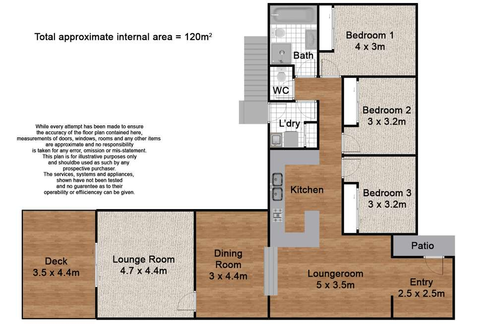 Floorplan of Homely house listing, 93 Conifer Street, Hillcrest QLD 4118
