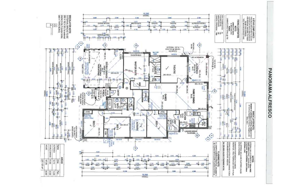 Floorplan of Homely house listing, 113 Beachfields Drive, Abbey WA 6280