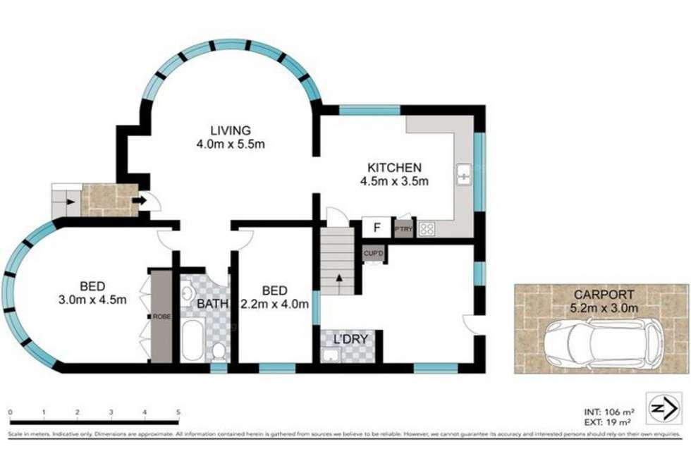 Floorplan of Homely house listing, 48 Broadwater Road, Mount Gravatt East QLD 4122