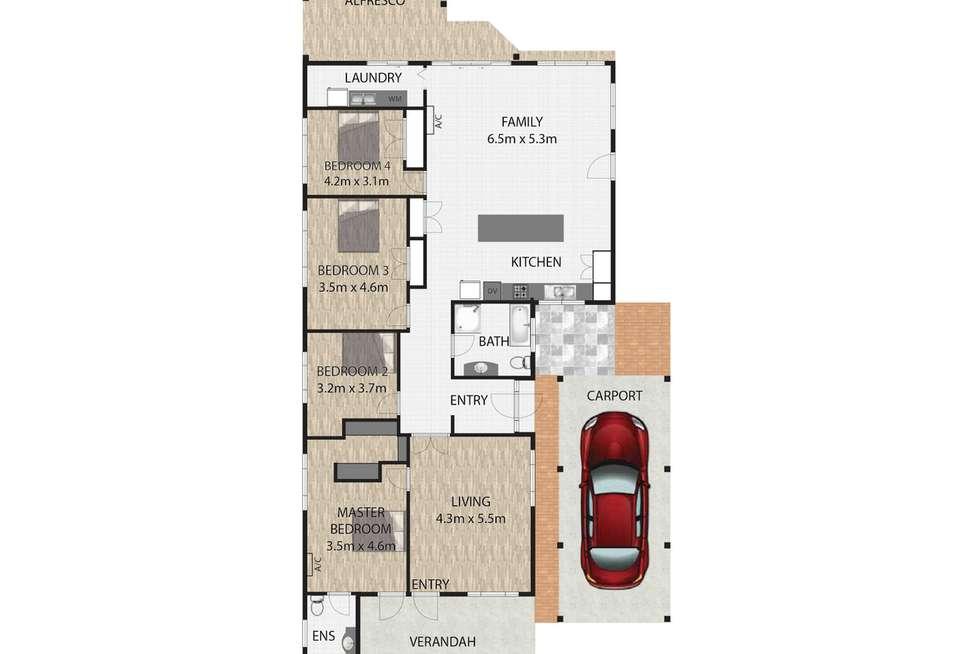 Floorplan of Homely house listing, 59 Plumer Street, Wellington Point QLD 4160