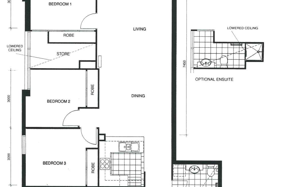 Floorplan of Homely apartment listing, 1611/163 City Road, Southbank VIC 3006