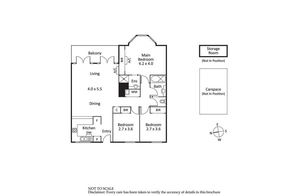 Floorplan of Homely apartment listing, 303/657 Chapel  Street, South Yarra VIC 3141