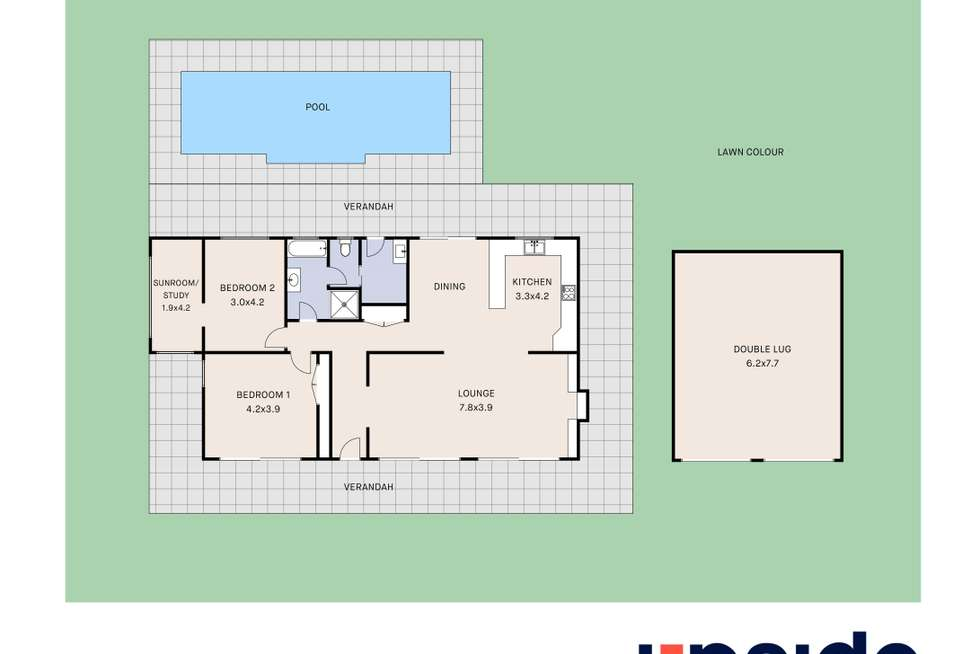 Floorplan of Homely house listing, 525 Bulga Road, Wingham NSW 2429