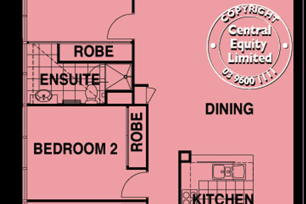 Floorplan of Homely apartment listing, 120/183 City Road, Southbank VIC 3006
