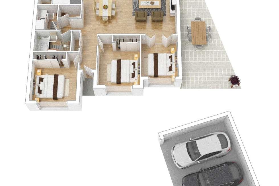 Floorplan of Homely unit listing, 344A Warrigal Road, Cheltenham VIC 3192