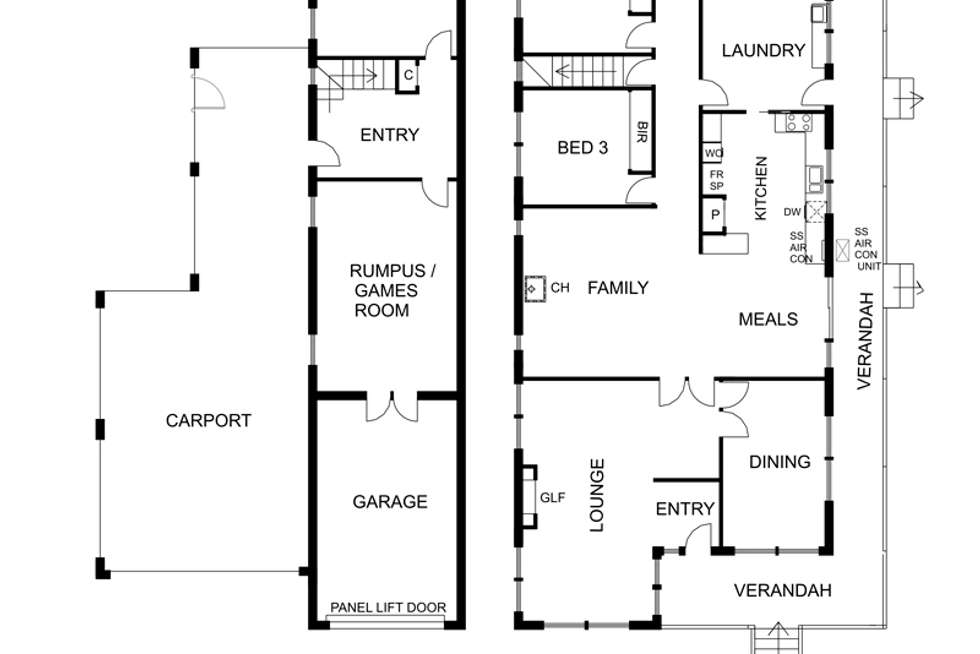 Floorplan of Homely house listing, 110 Smith Street, Macedon VIC 3440
